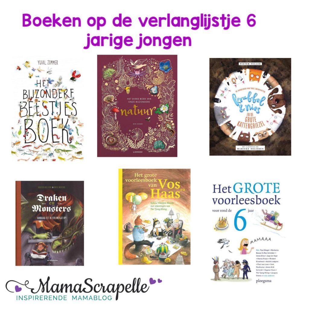 boeken voor zesjarigen