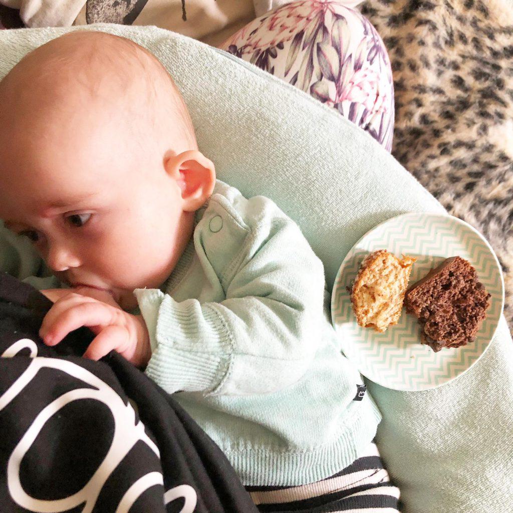 stoppen met borstvoeding
