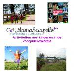 Activiteiten met kinderen in de voorjaarsvakantie