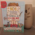 101 dingen om te doen terwijl je op de wc zit
