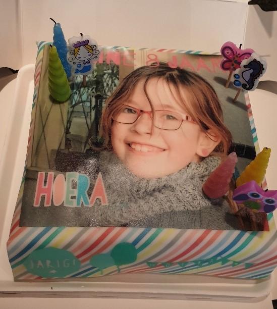 hoe organiseer je een kinderfeestje hema taart