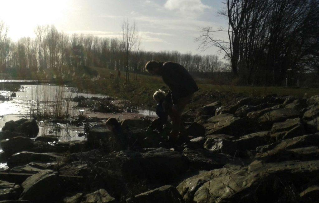 Klauterwoud rivier