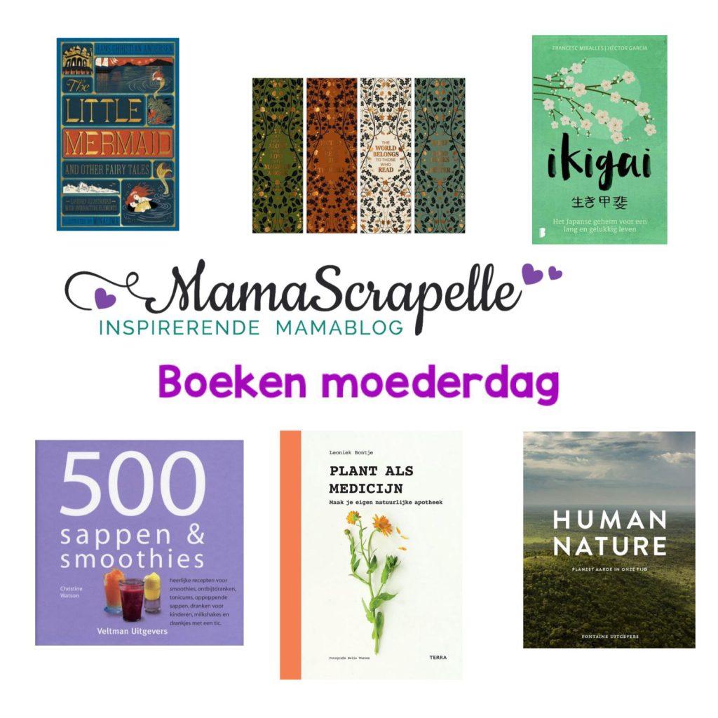 boeken moederdag