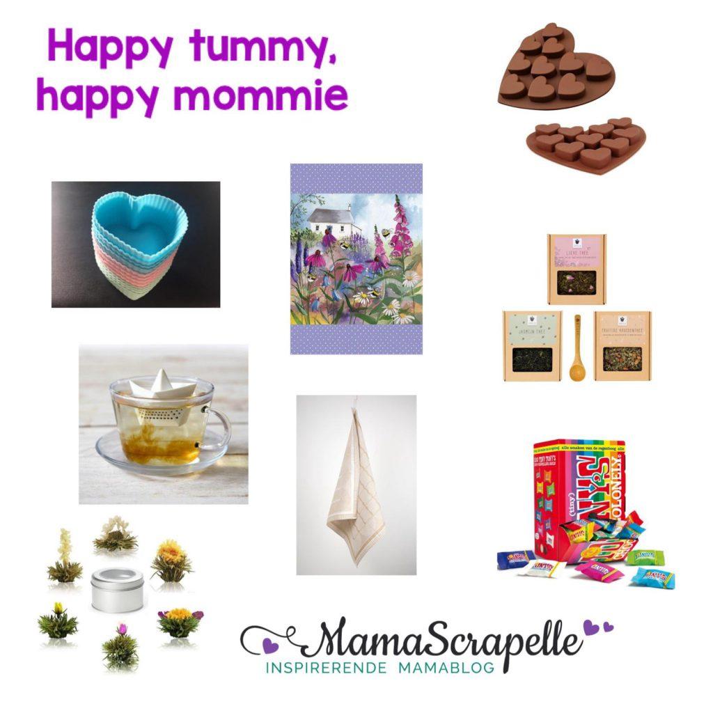 happy tummy happy mommie