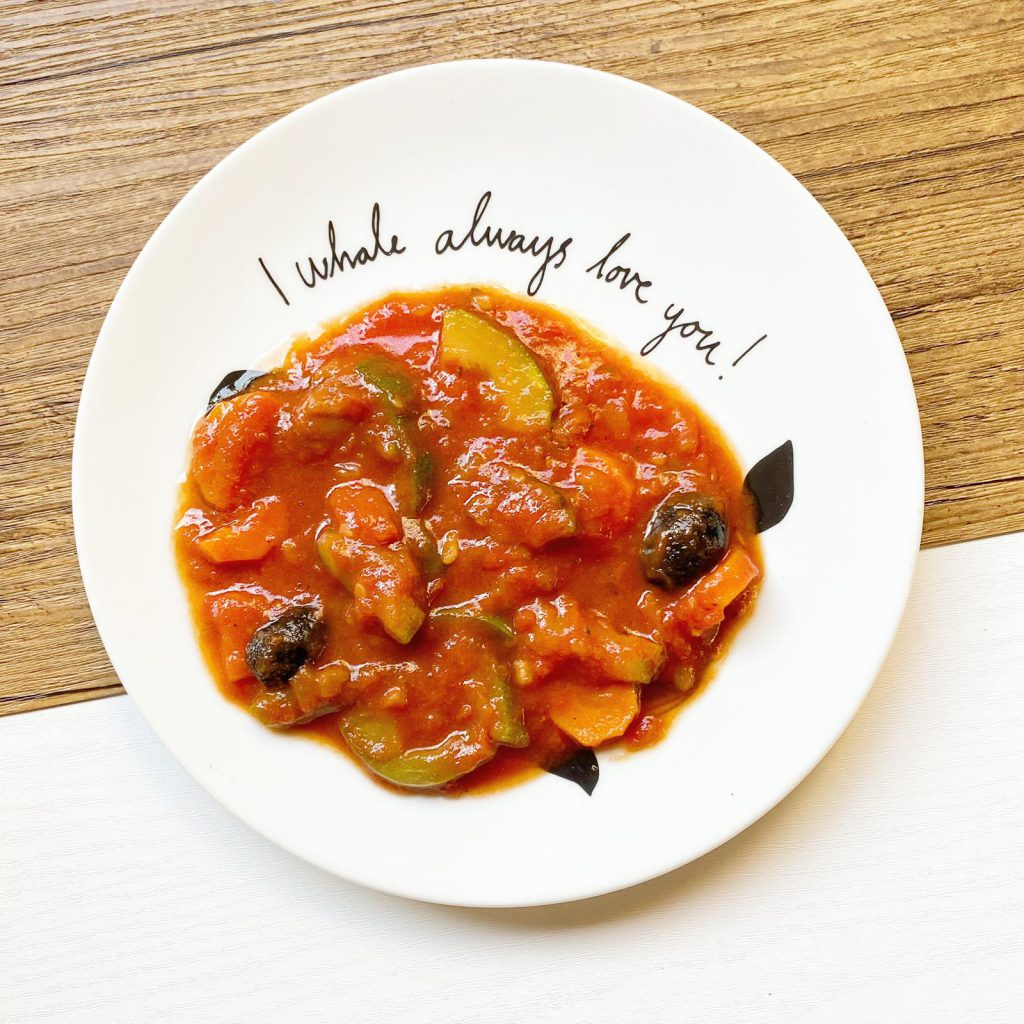 basisrecept ratatouille