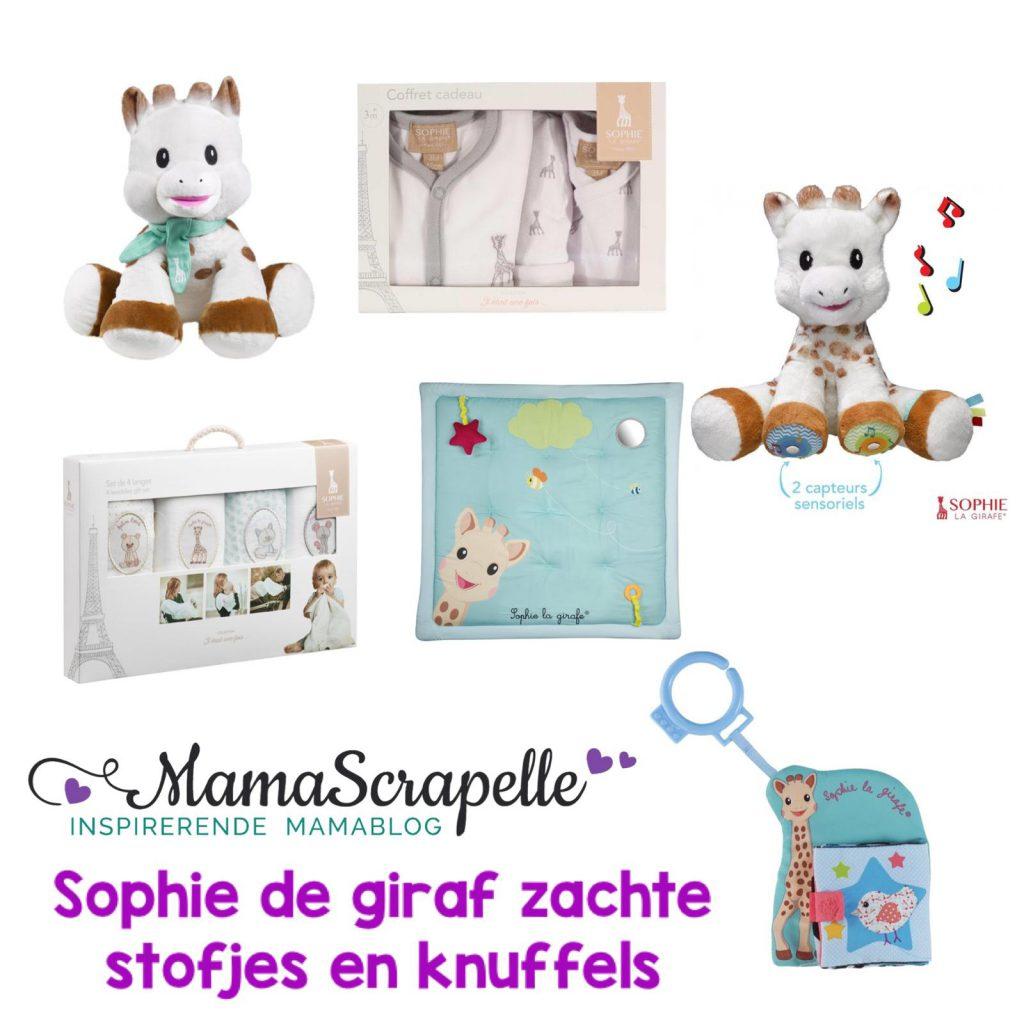 babyspeelgoed Sophie de giraf