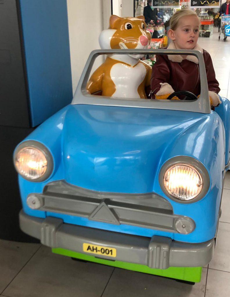 hamster auto abby