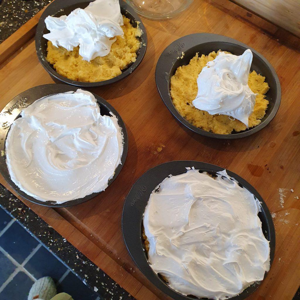 lemoncurd pie
