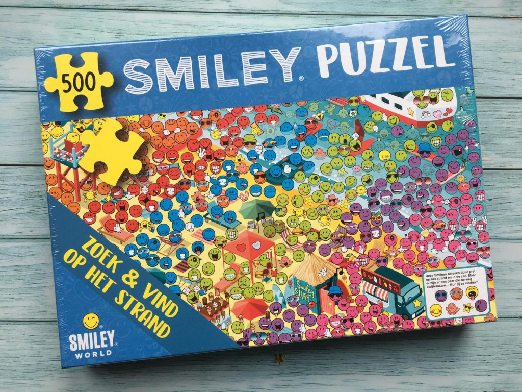 Smiley puzzel