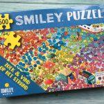 Smiley puzzel