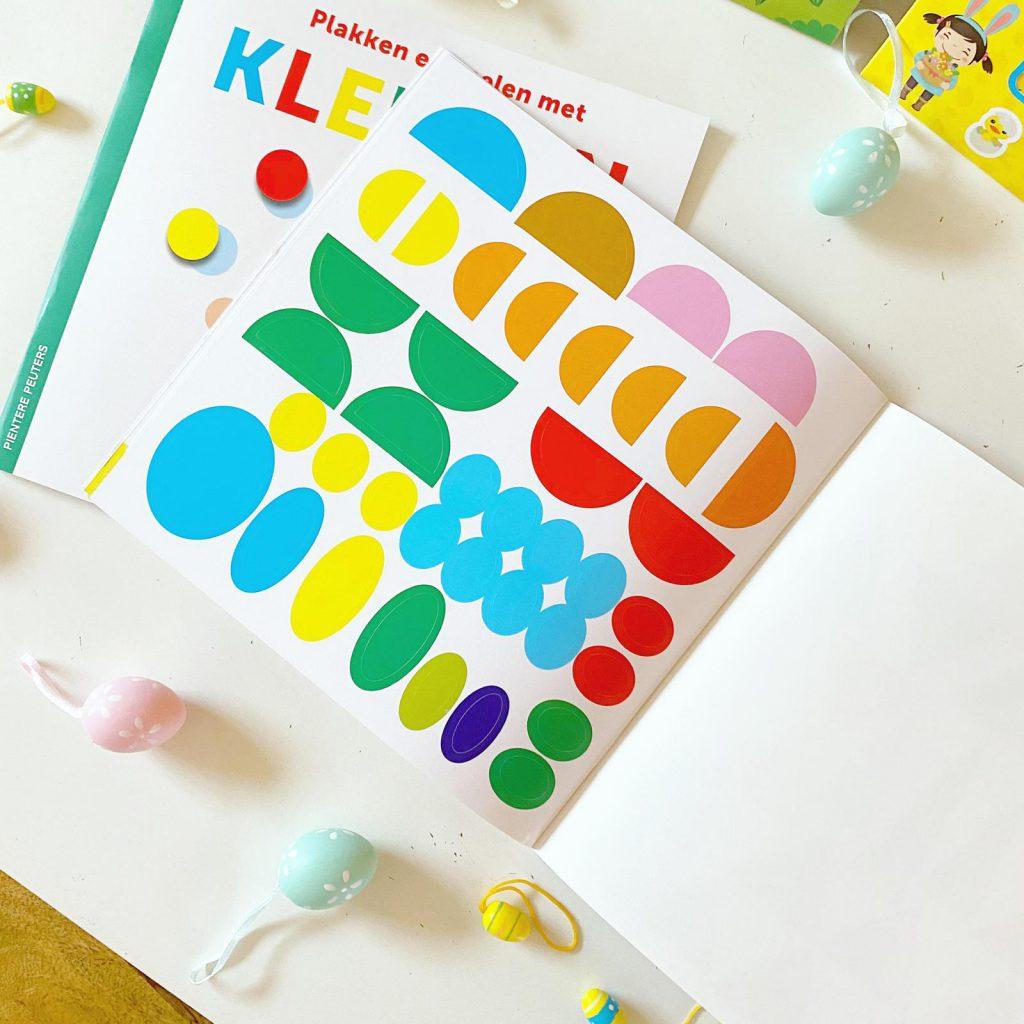 kleuren en vormen