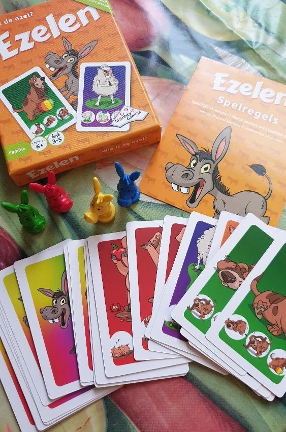 Leuke kaartspellen