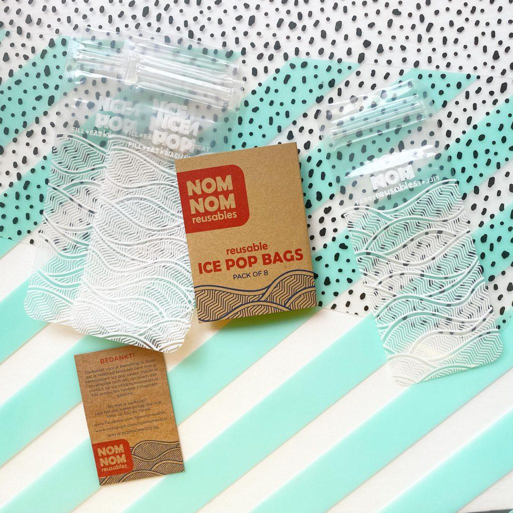 ice pop bags