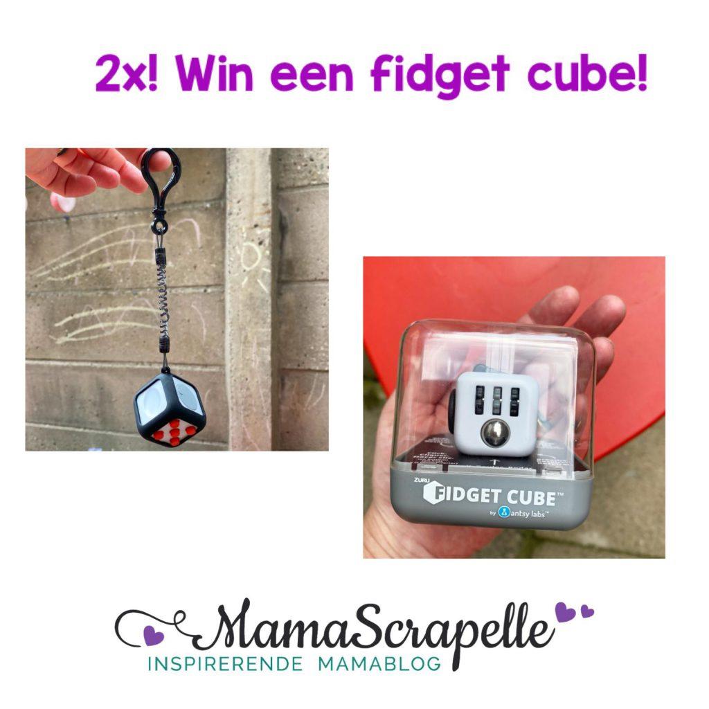 fidget cube winnen
