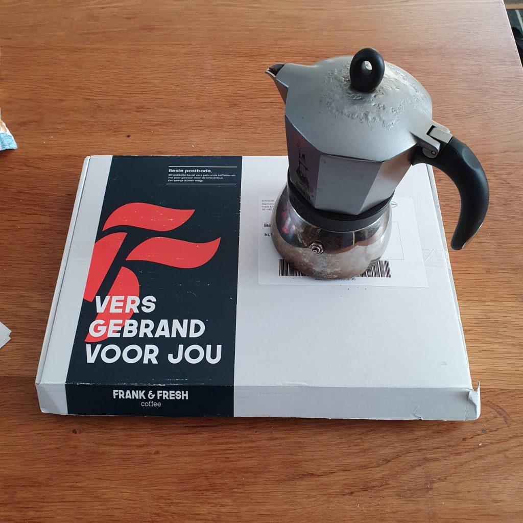 percolator voor koffie