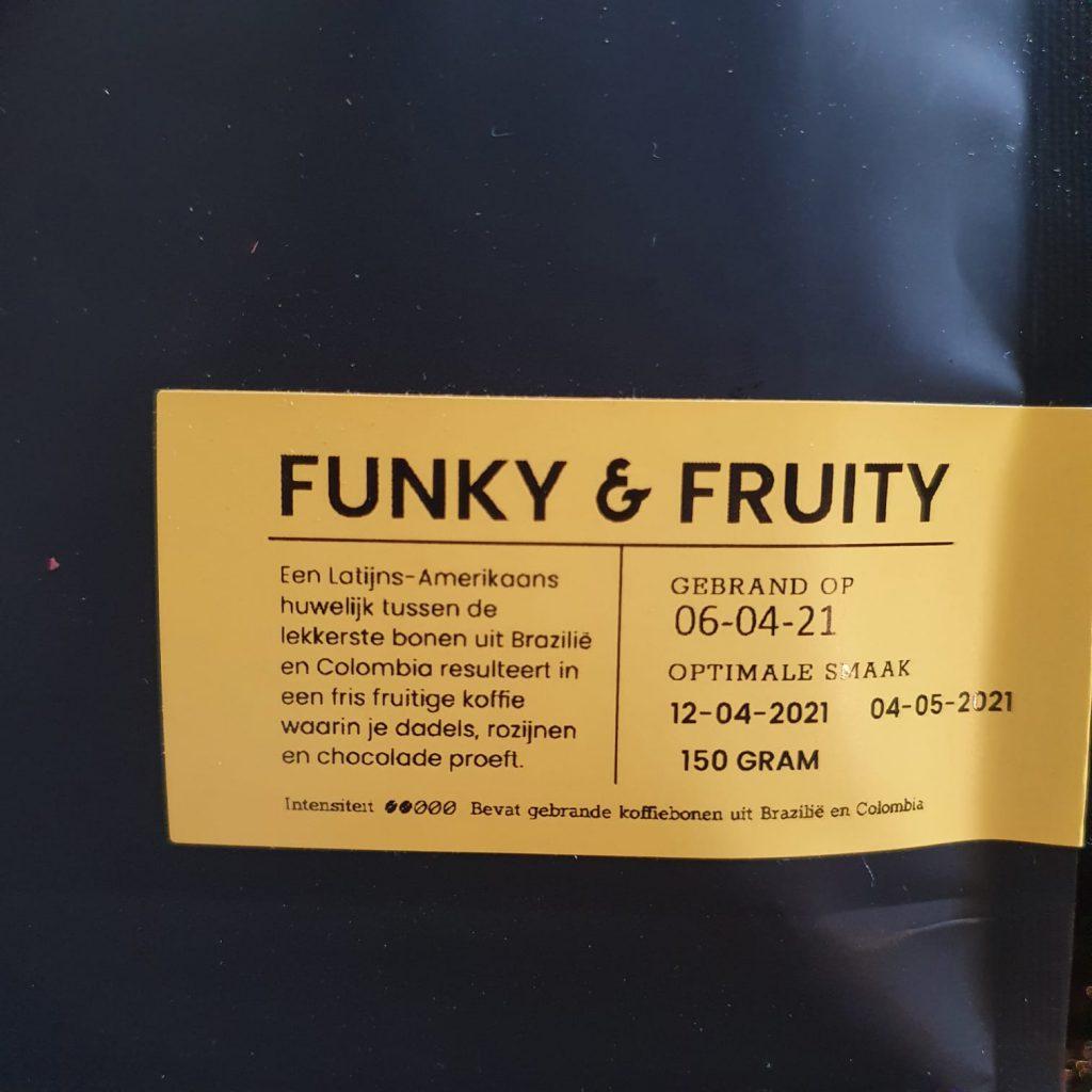 Frank&Fresh versgebrande koffie 2