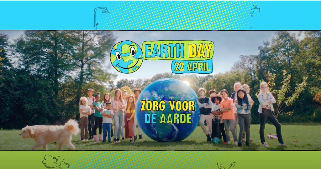 Dag van de aarde 22 april