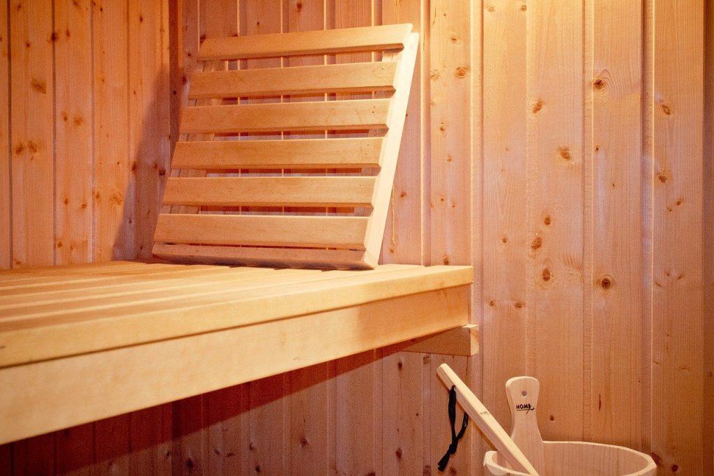 weekend vakantie sauna