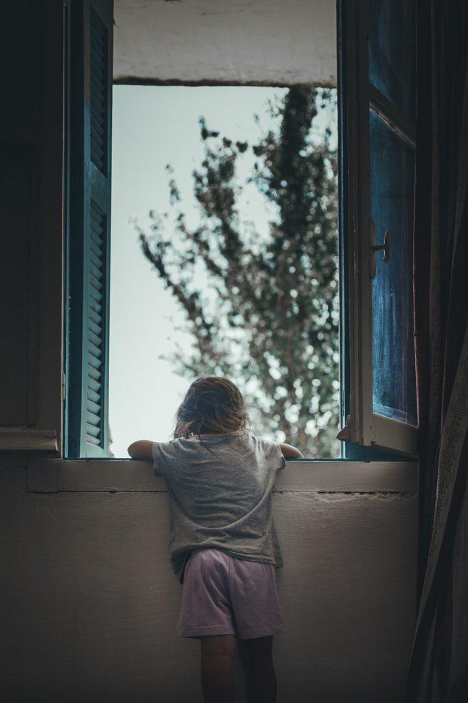 Financiële problemen in een gezin eenzaam