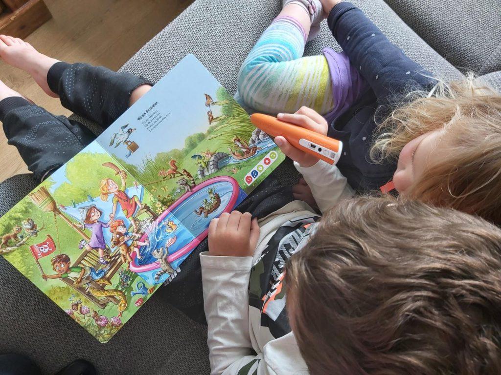 Het liedjesboek samen spelen