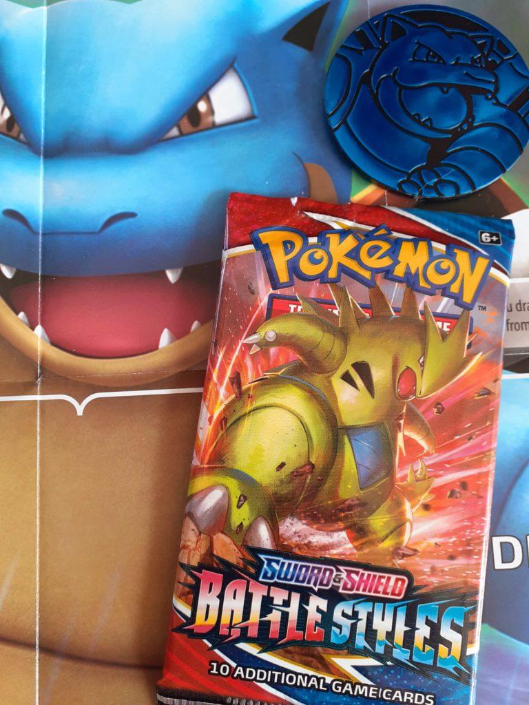 Pokemon Battle Styles Sword & Shield