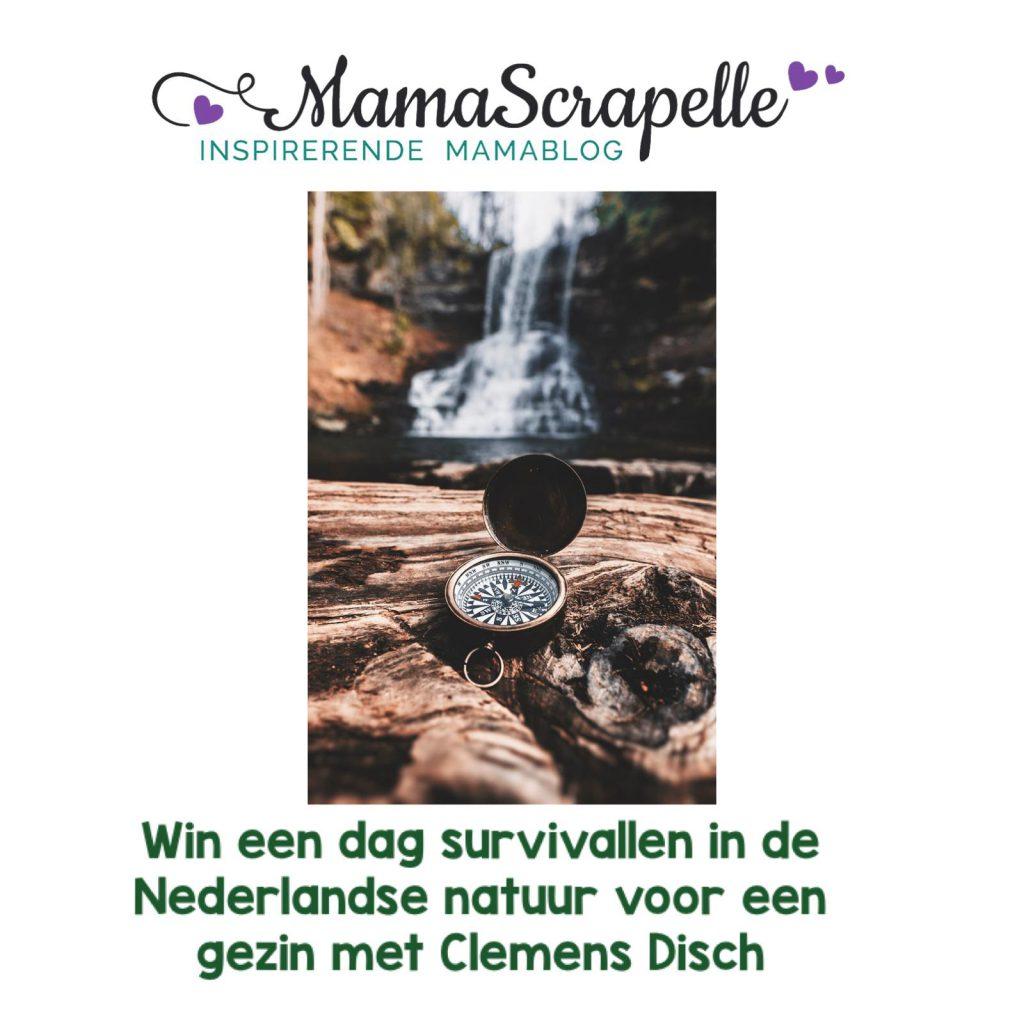 survivallen in de Nederlandse natuur