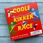 Coole kikker race