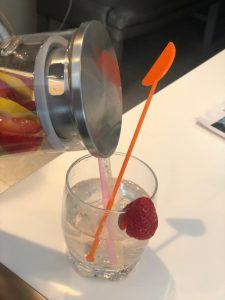 Mêzon glazen waterkaraf