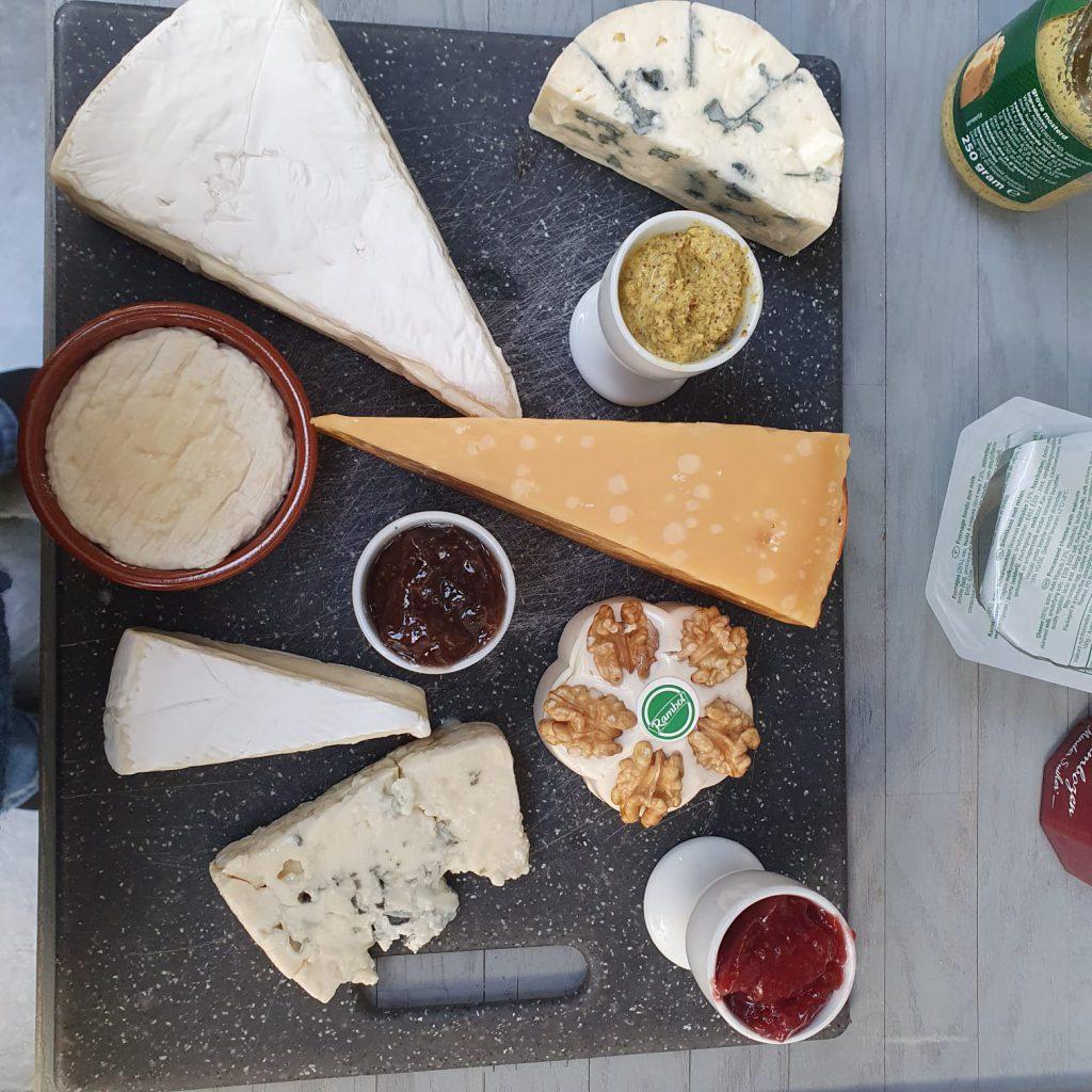 kaasplank alleen kaas