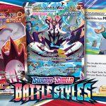 Pokemon Battle Styles kaarten