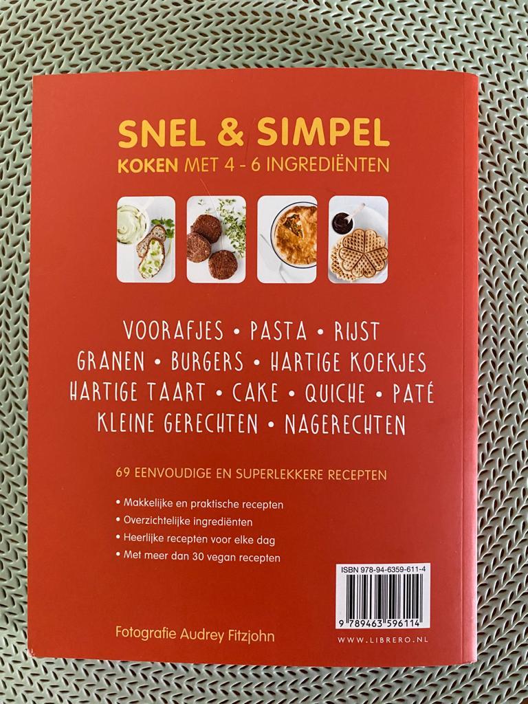 Snel & Simpel Tofu