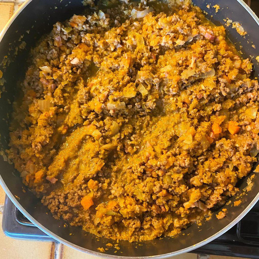 simpele bolognese saus
