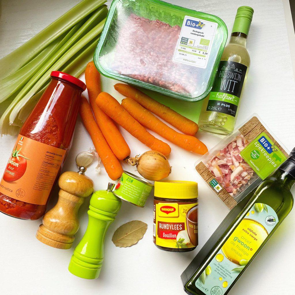 ingredienten recept