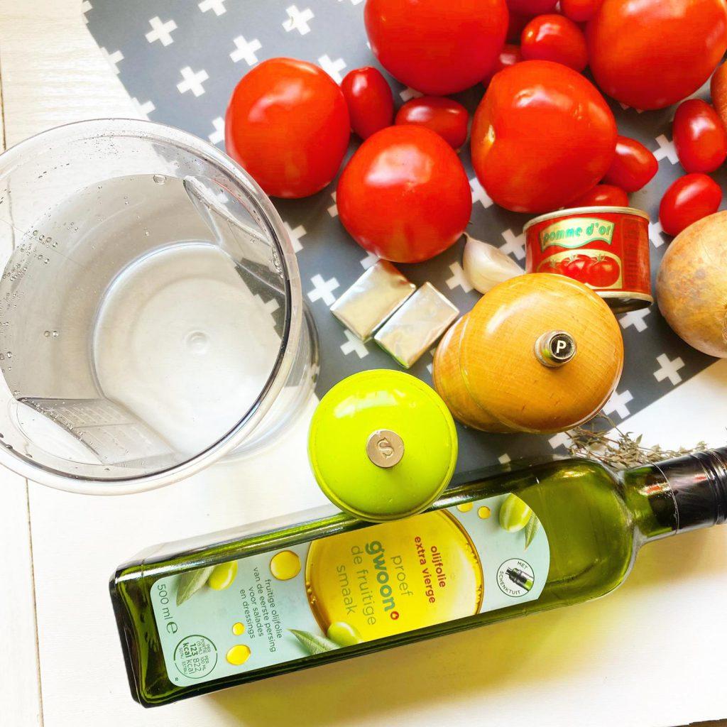 simpele tomatensoep