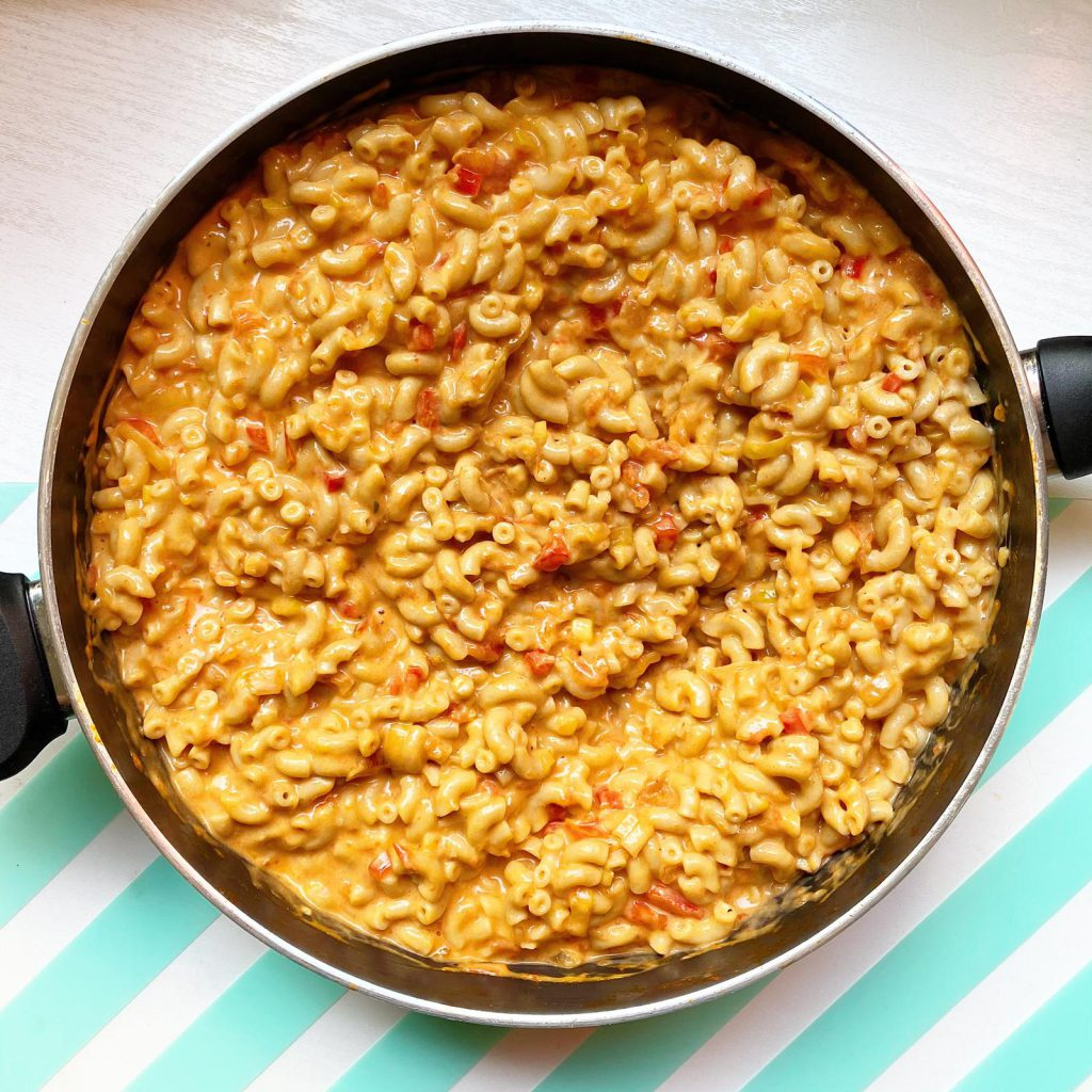 Gezonde Mac and Cheese