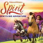 Spirit Lucky's grote avontuur