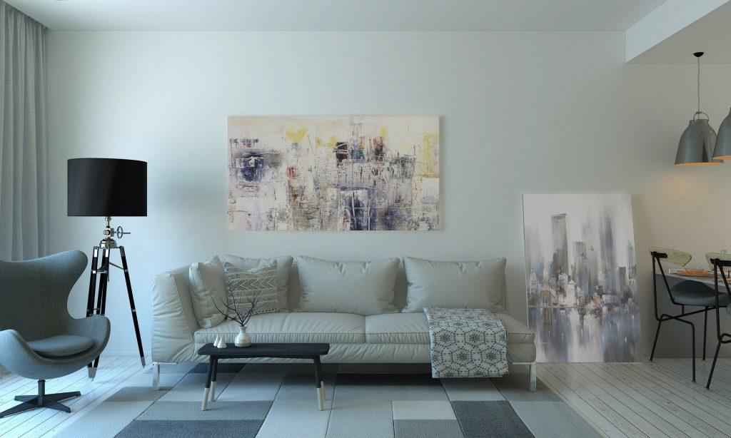 geef je interieur een nieuwe frisse look kunst