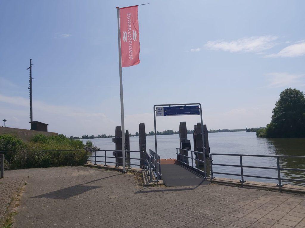 Boot zuiderzeemuseum