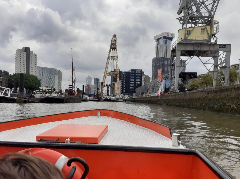 Bezoek het maritiem museum rondvaart