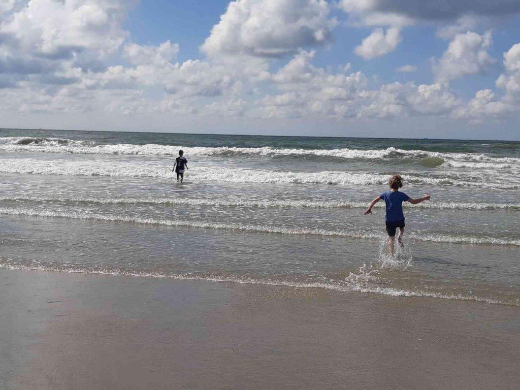 tips relaxte zomervakantie strand