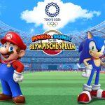 Mario en Sonic hoofdfoto
