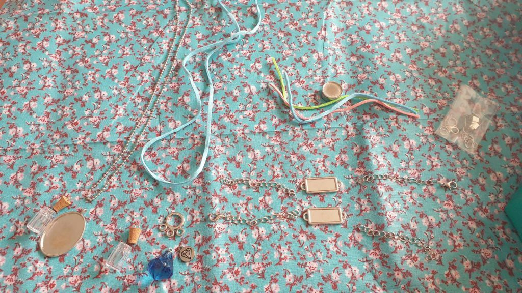 inhoud Bling Bling Diamond Charm Jewellery