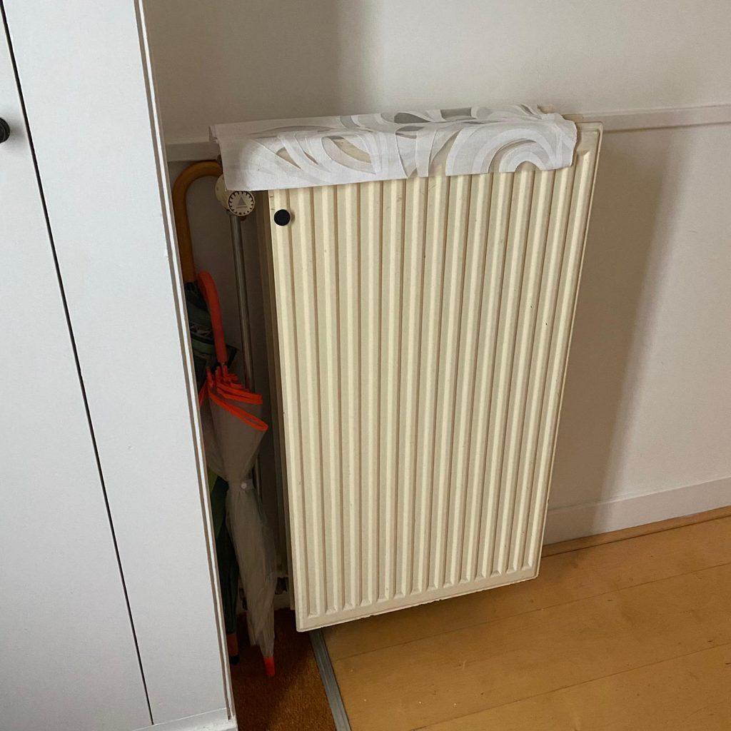 Verwarming aan of uit tijdens de zomer?