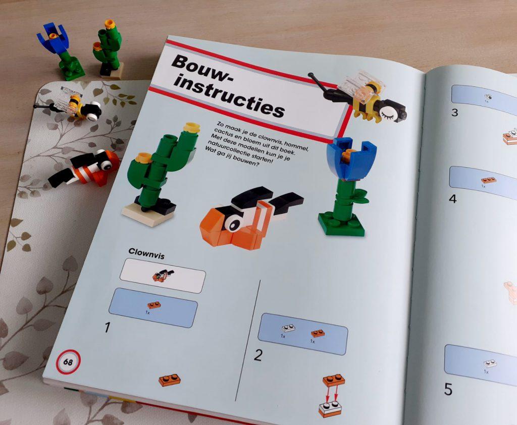 Lego super natuur bouwinstructies