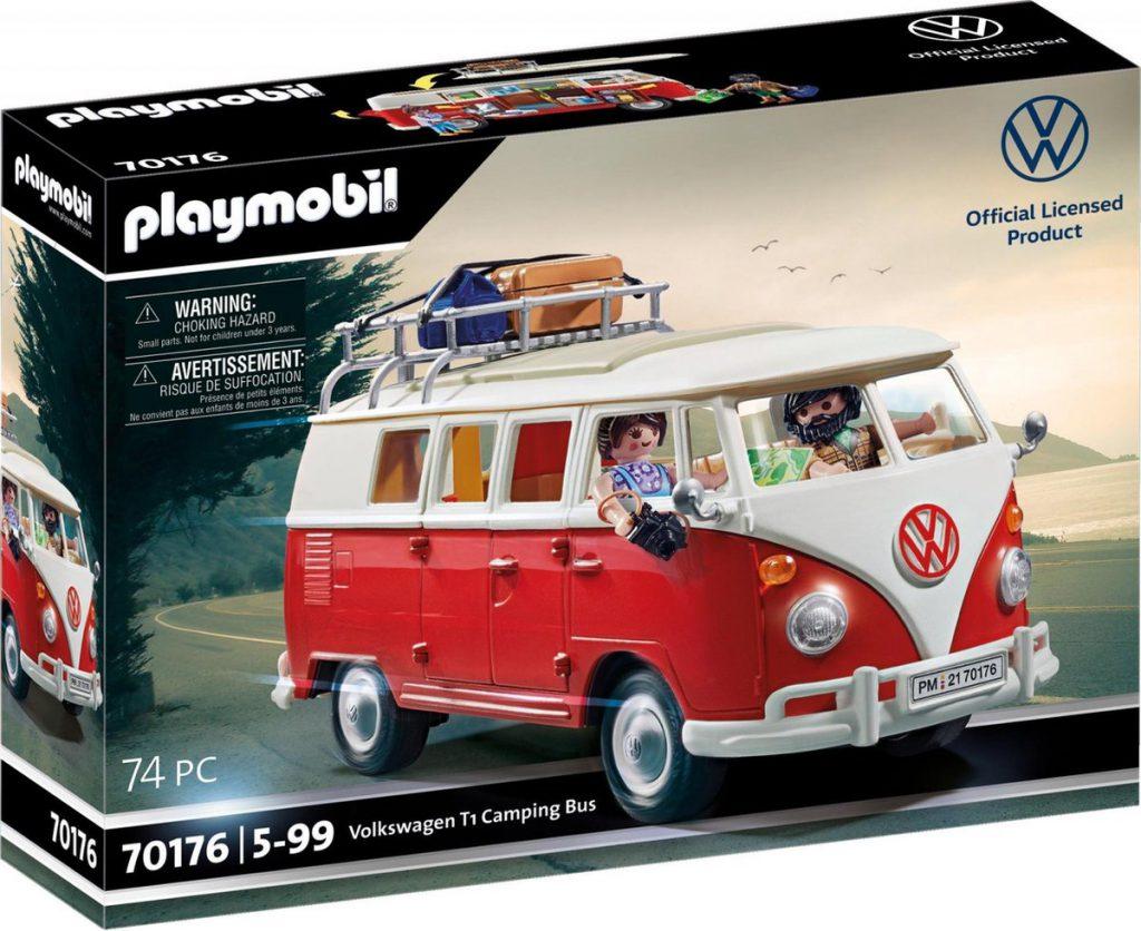 playmobol vw bus