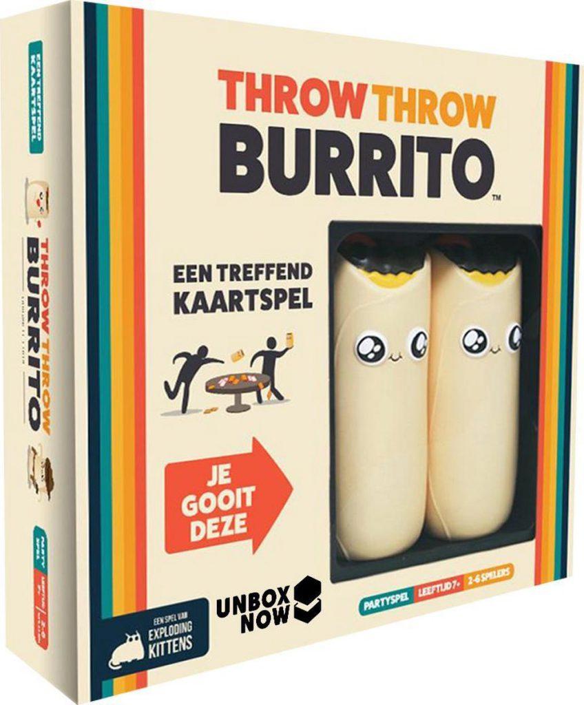 throw throw burrito speelgoed van het jaar 2021