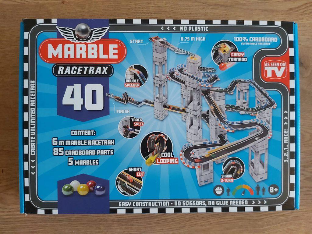 marble racetrax voorkant