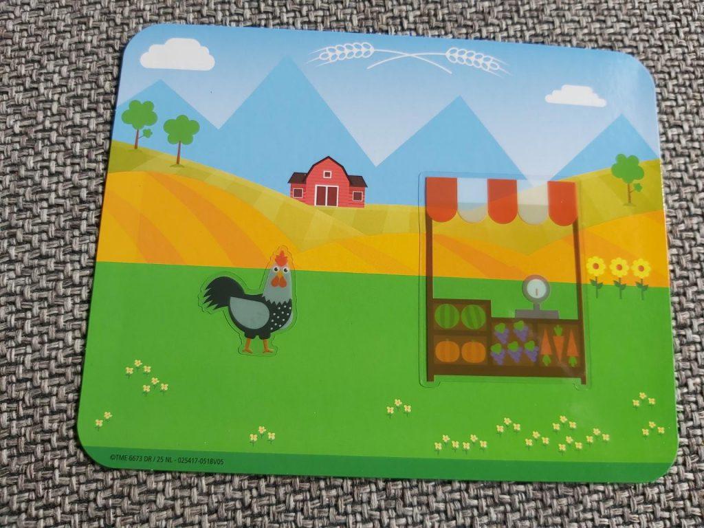 Totum stickers farm