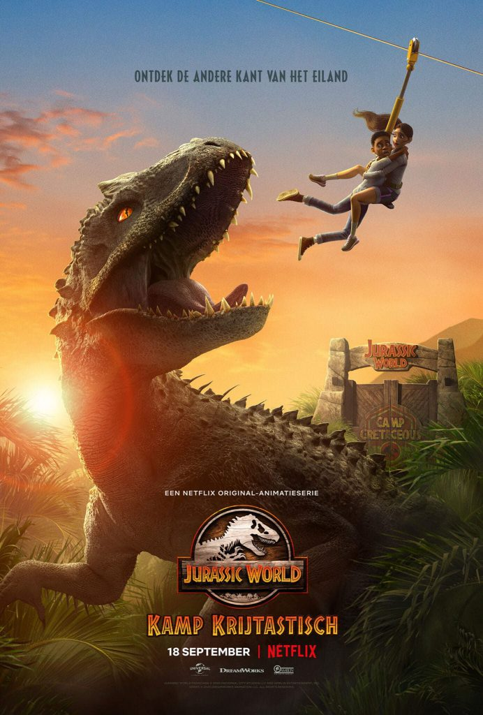 Jurassic Park films, een handig overzicht