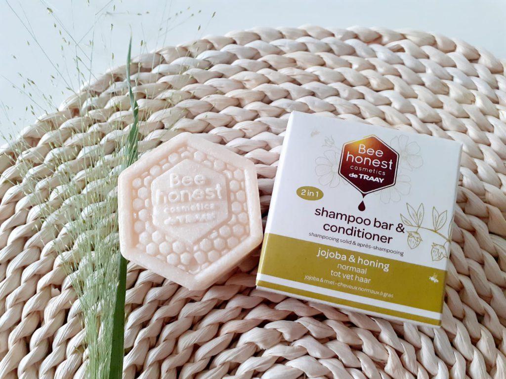 natuurlijke verzorging shampoo bar